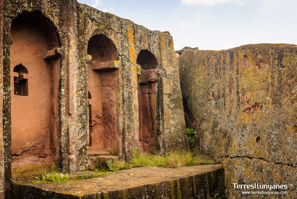 Viajes Etiopía, Lalibela