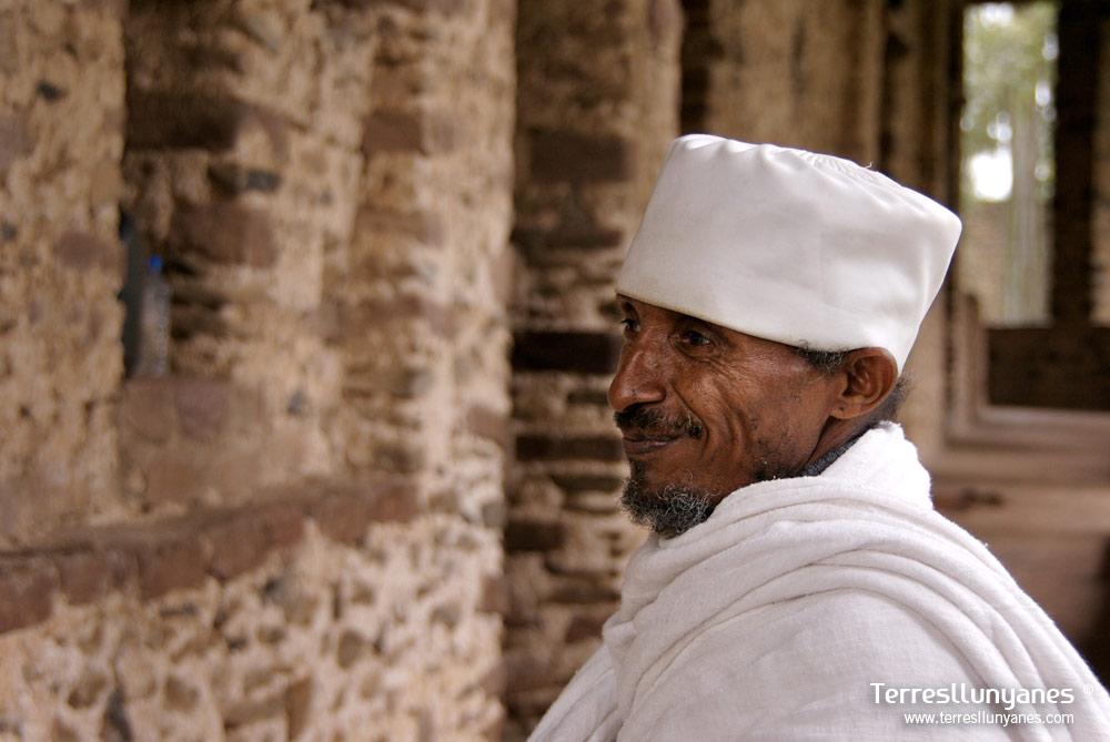 Viajes Etiopía. Abuna de Gondar