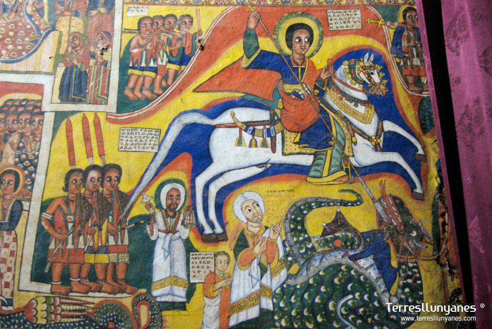 Viajes Etiopía, Lago Tana
