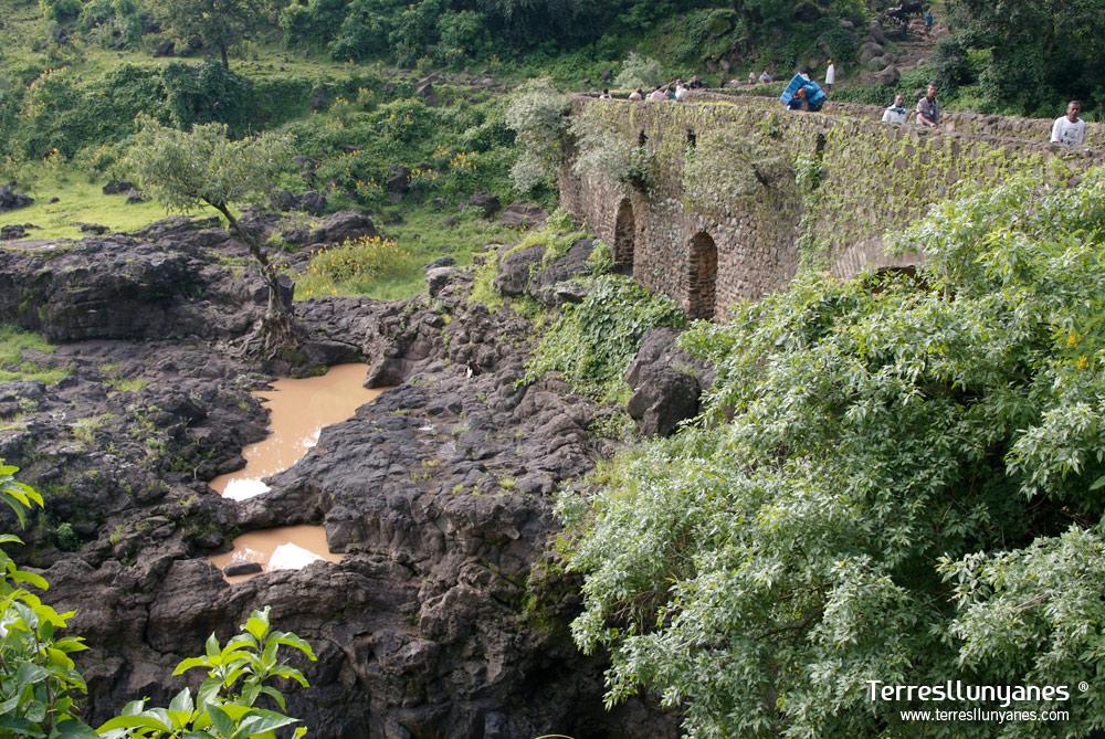 Viajes Etiopía, Puente del Portugués