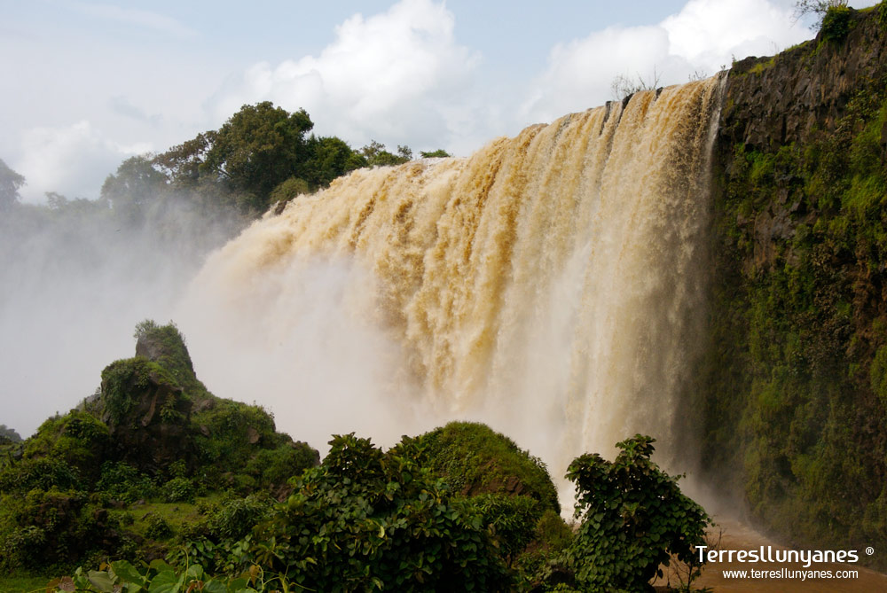 Viajes Etiopía, Nilo Azul