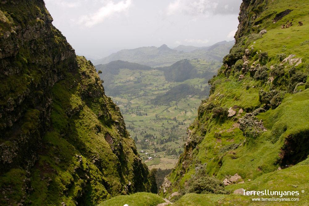 Viajes Etiopía, Puerto de Tamarben