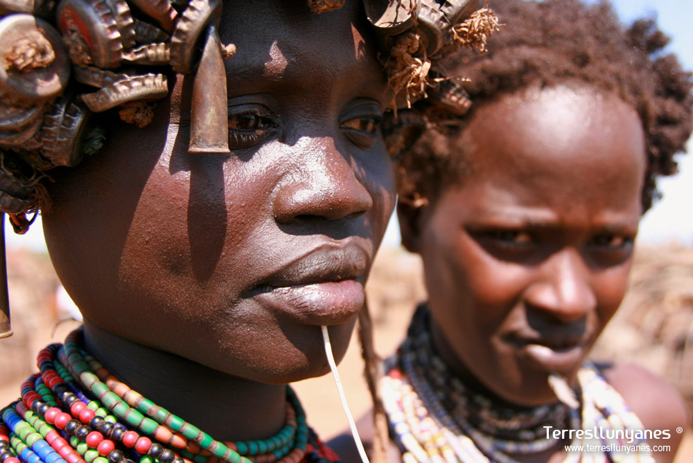 Viajes Etiopía, Valle del Omo. Dassanech