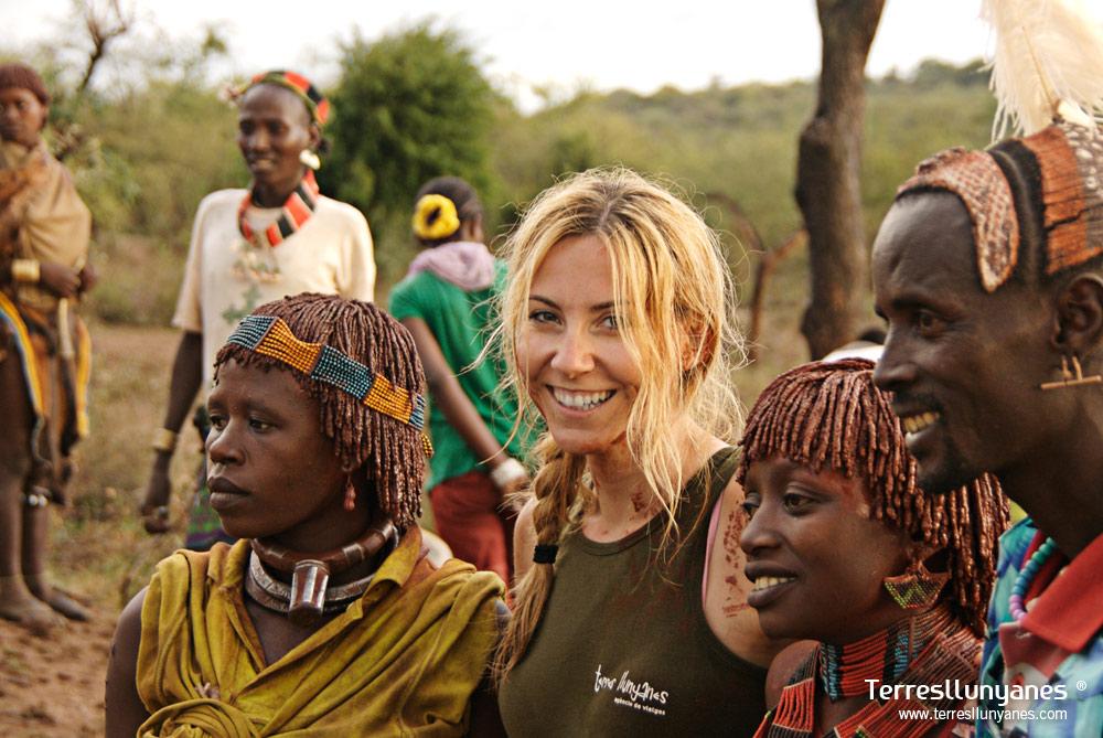 Viajes Etiopía, Valle del Omo. Equipo Terres Llunyanes