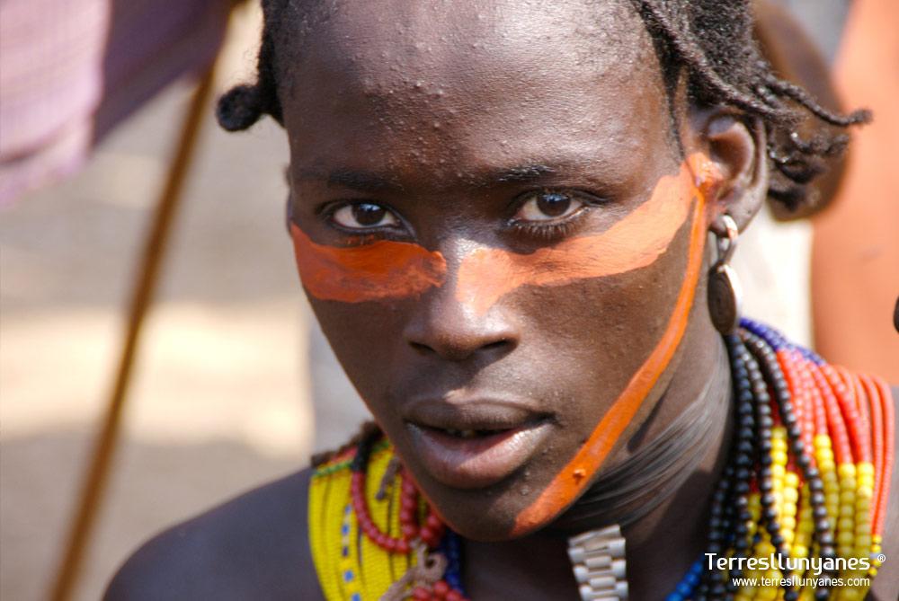 Viajes Etiopía, Valle del Omo. Hammer, maz
