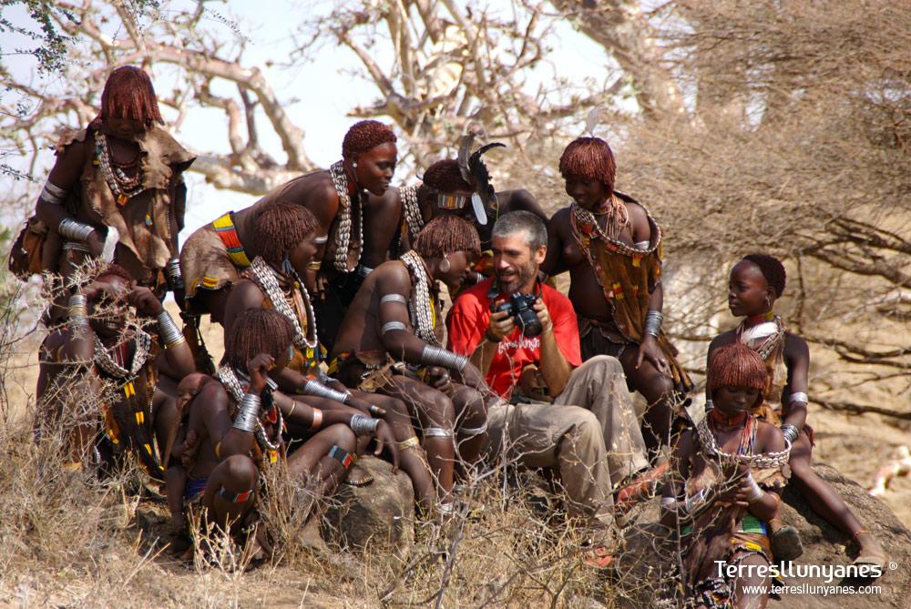 Viajes Etiopía, Valle del Omo.