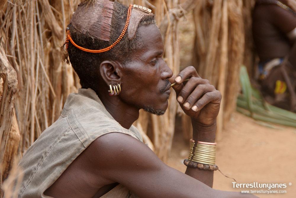 Viajes Etiopía, Valle del Omo. Hammer Peinado