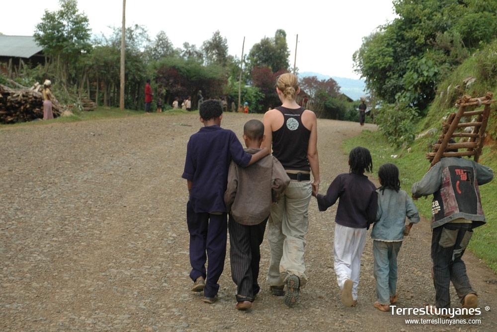 Viajes Etiopía, Valle del Omo. Equipo Terres Llunaynes